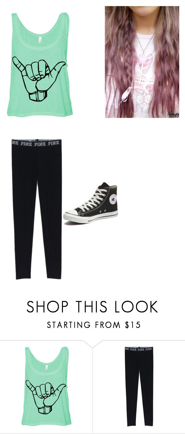 """Untitled #157"" by lovelylittleone on Polyvore featuring Converse, women's clothing, women's fashion, women, female, woman, misses and juniors"