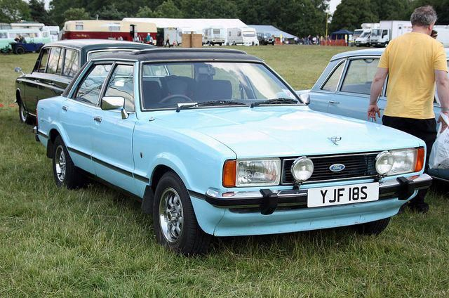 My Next Car 1978 Ford Cortina 2 3 Ghia Mk4 Fordclassiccars
