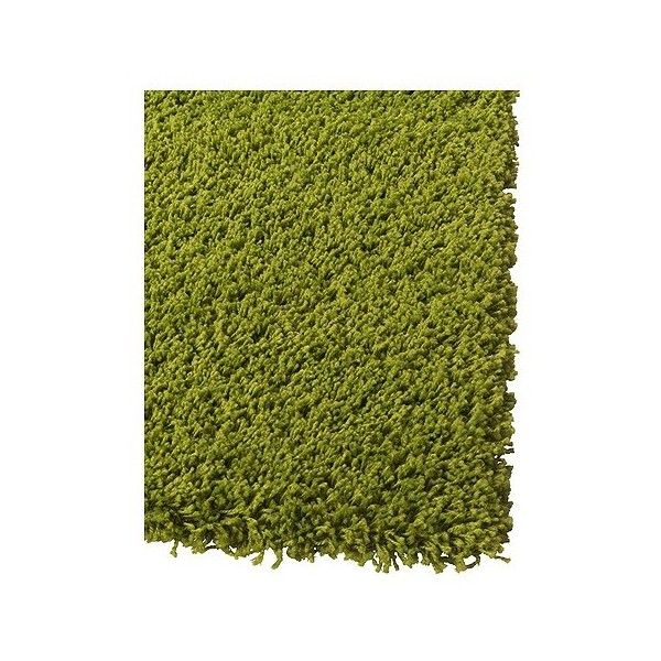 IKEA HAMPEN Rug High Pile Bright Green 40 Liked On Polyvore