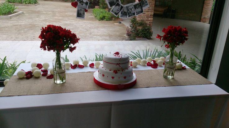 #40aniversario #pasteles #aniversario