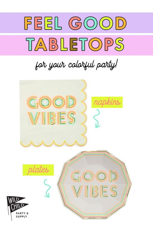 Wild Child Party Has Everything You Need For Your Pinterest