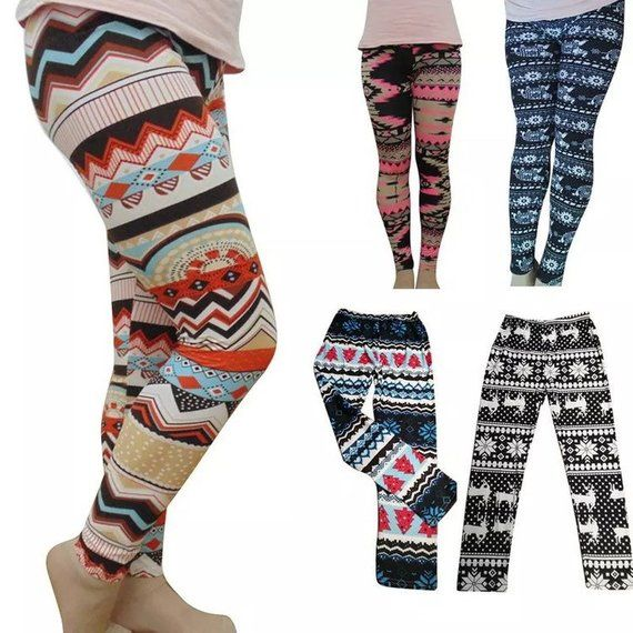 e4ed6340b6 Christmas Leggings, Womens Leggings, Leggings for Women, Sexy Leggings,  Dance Leggings, Petite Leggings, Plus Size Leggings