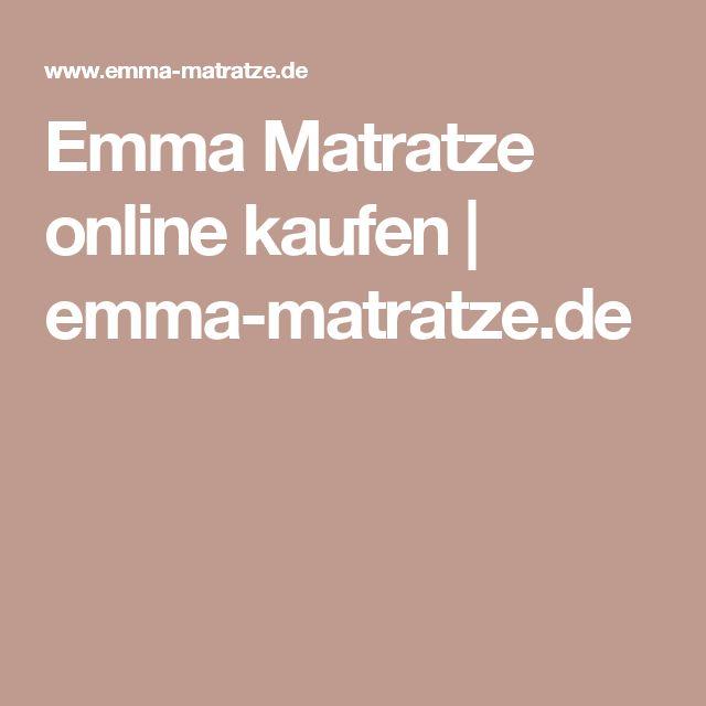 Emma Matratze online kaufen | emma-matratze.de