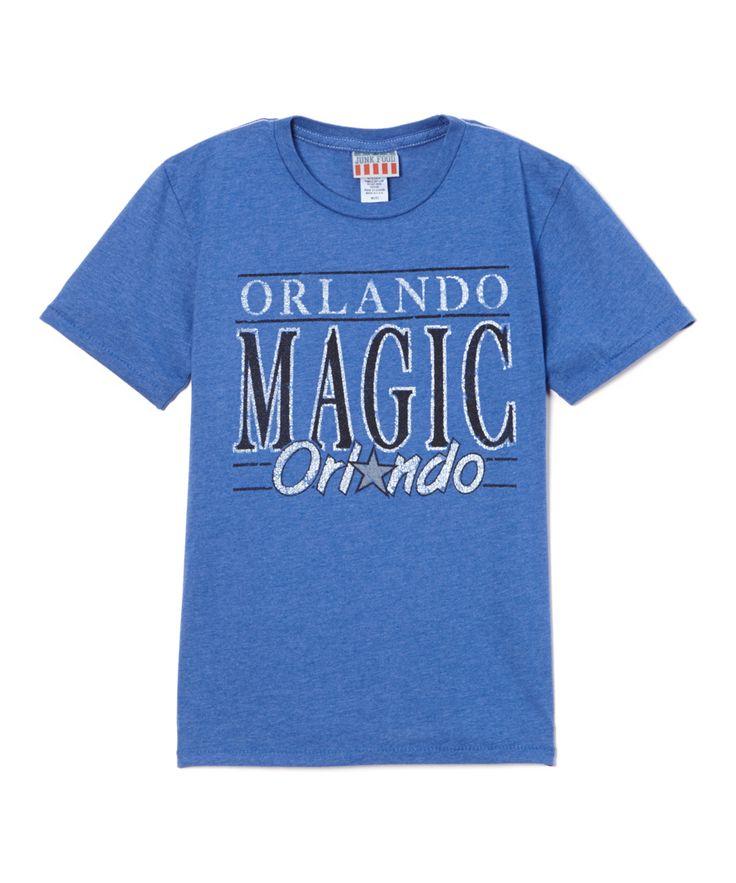 Orlando Magic Crewneck Tee - Boys