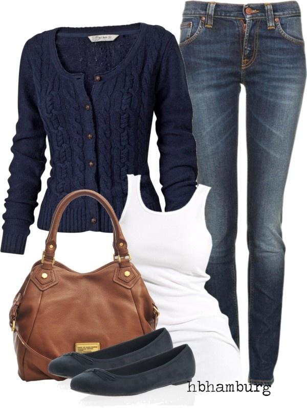 """No. 179 - Weekend style"" by hbhamburg on Polyvore"