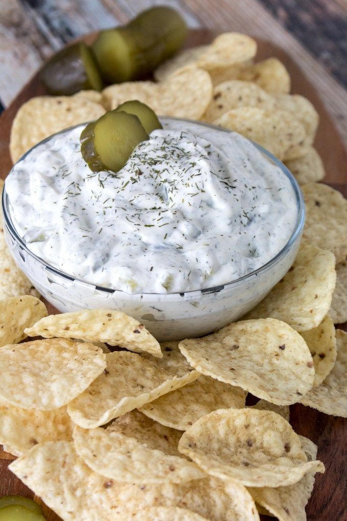 Dill Pickle Dip Pickle Dip Dill Pickle Dip Dill Pickle