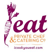 my friend Katie's catering business ... she's an innovative caterer and a farm-to-table gal