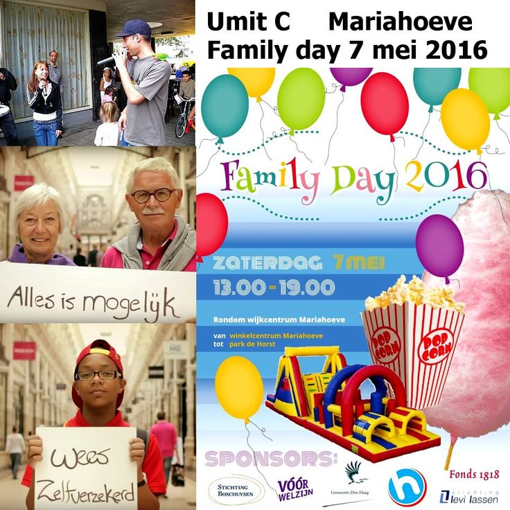 7 Mei – Umit C – Super family day  Mariahoeve 2016 - http://www.oktip.nl/7-mei-umit-c-super-family-day-mariahoeve-2016/