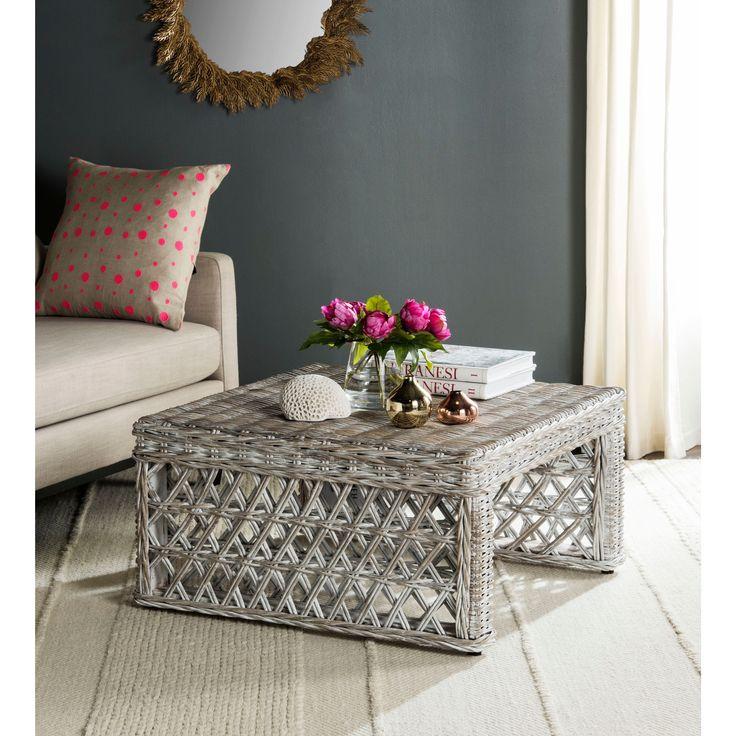 Used White Wicker Coffee Table: Best 25+ Side Table Redo Ideas On Pinterest