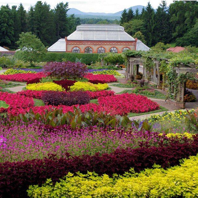 Best The Walled Garden Images On Pinterest Walled Garden - House garden with flowers