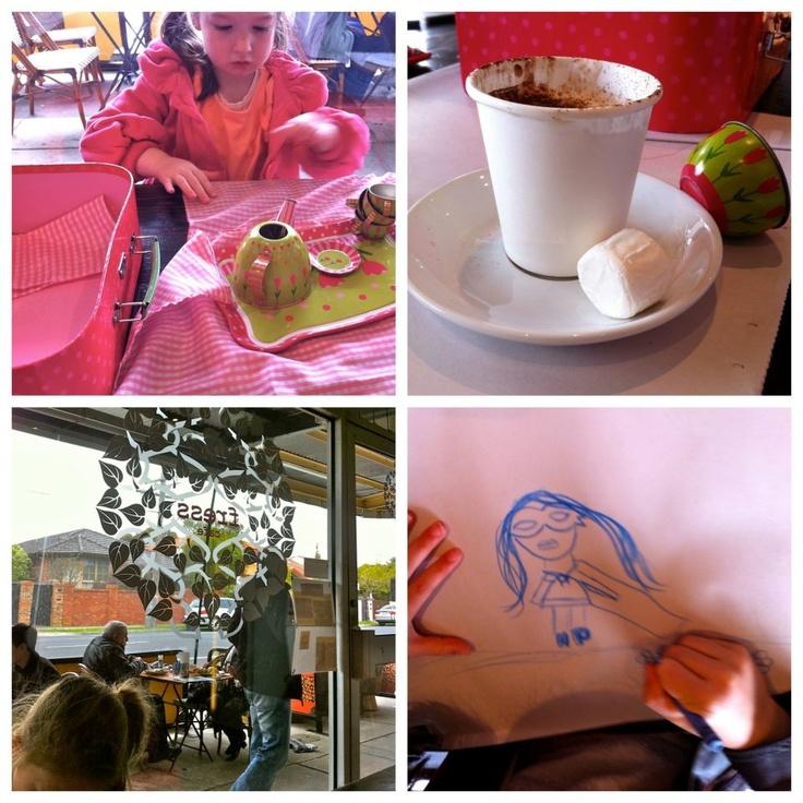 little eats: Fress Cafe