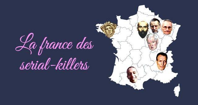 Top 10 des régions françaises qui ont engendré le plus de serial-killers