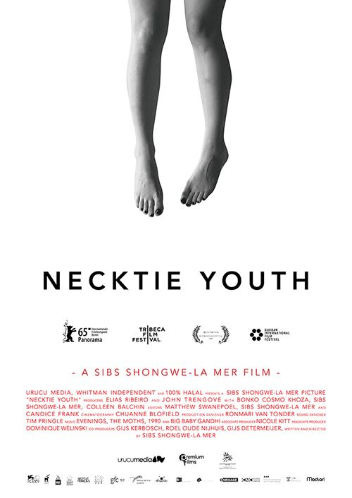 NECKTIE YOUTH / POSTER SERIES on Behance