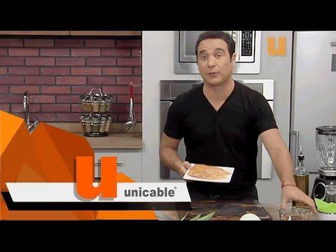 La Cocina de Gibaja |Fajitas de pollo con salsa de tamarindo |Unicable - YouTube