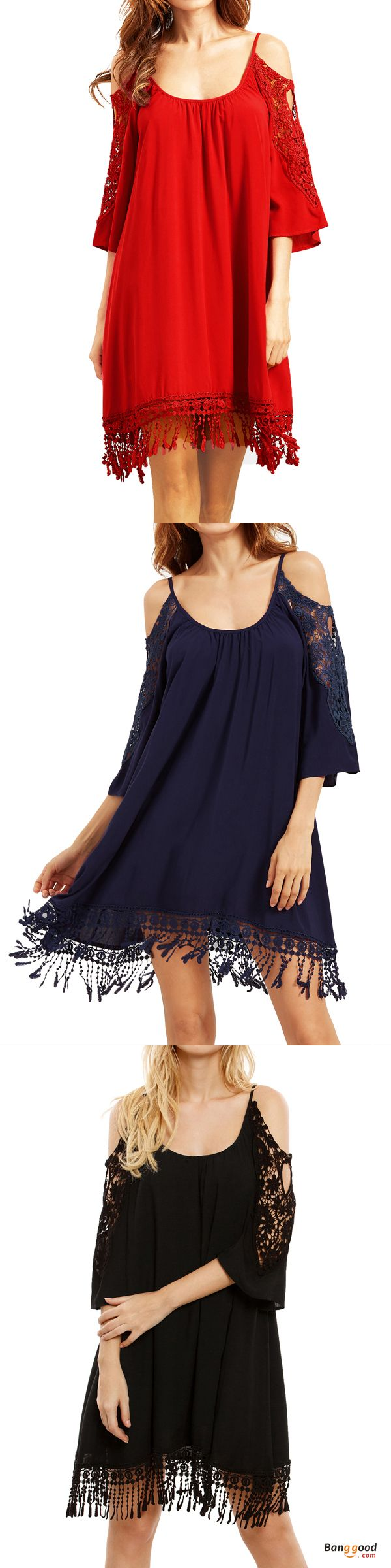 US$19.29+Free shipping. Women Dresses, Short Dresses, Dresses Casual, Dresses for Teens, Summer Dresses, Summer Outfits. Sexy Style. Color: Black, Navy, Red.