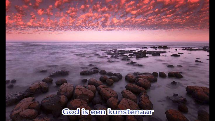 God is een kunstenaar