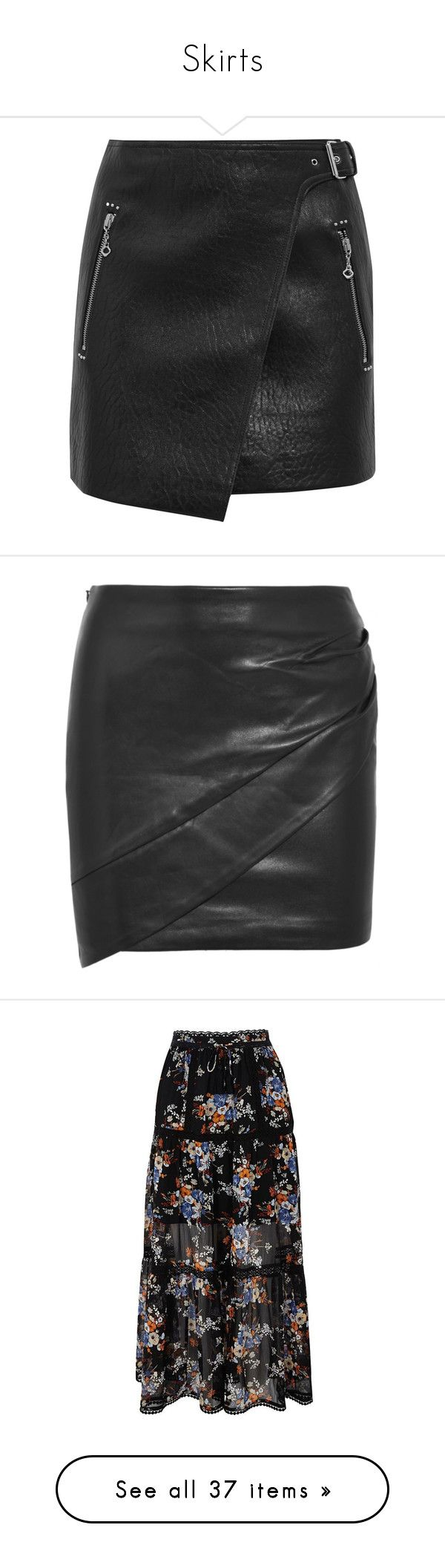 """Skirts"" by raven-couture ❤ liked on Polyvore featuring skirts, mini skirts, saias, short plaid skirt, tartan mini skirts, plaid mini skirt, wrap mini skirt, tartan plaid skirt, leather skirt and leather wrap skirt"