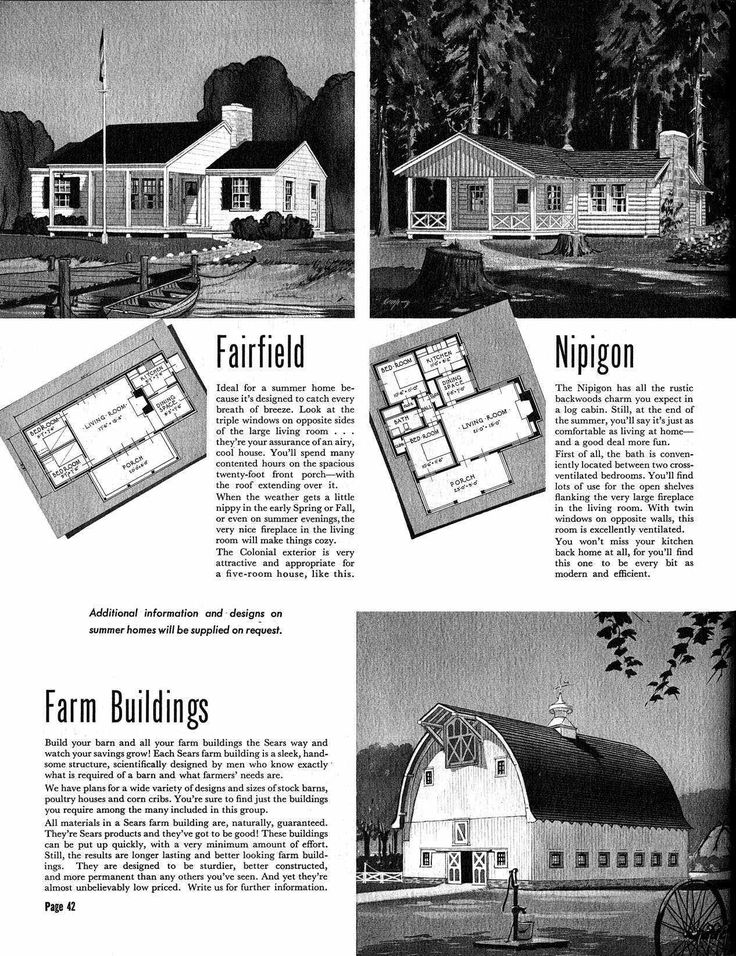 347 best vintage house plans 1940s images on pinterest for 1940s house plans