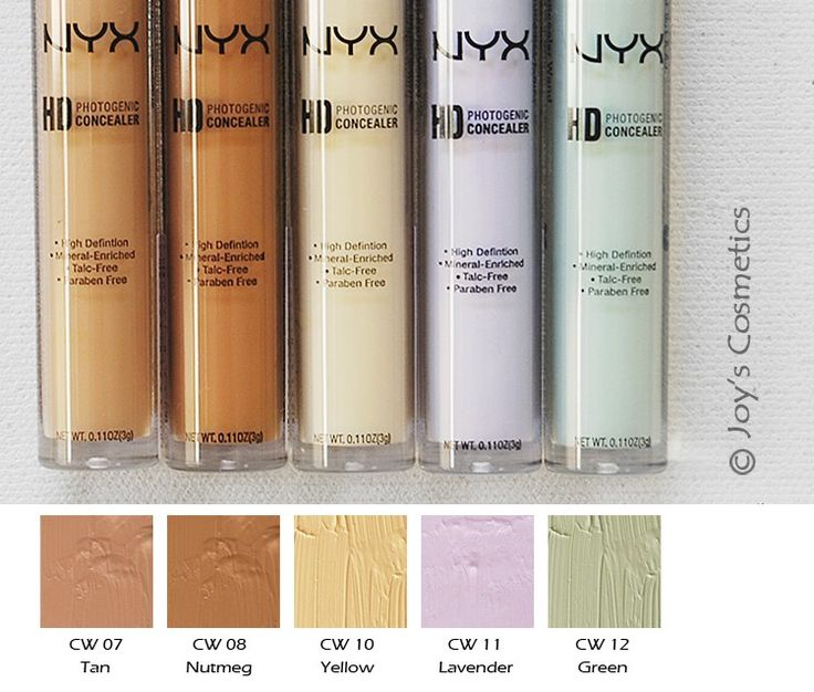 nyx hd concealer swatches google search nyx cosmetics pinterest concealer nyx and search. Black Bedroom Furniture Sets. Home Design Ideas