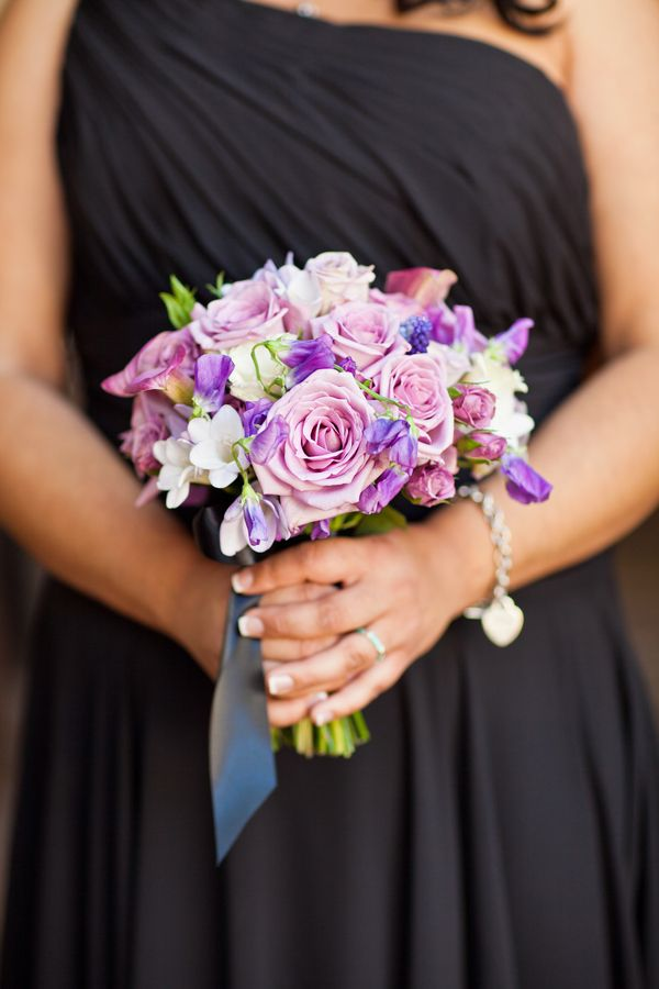 Lavender wedding  //  mirelle carmichael photography
