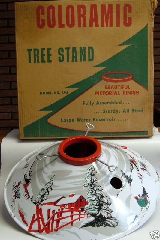 Great vintage tree stand