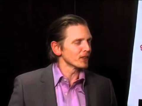 Barry Pepper talks about his movie Like Dandelion Dust - Interview 7.1.09