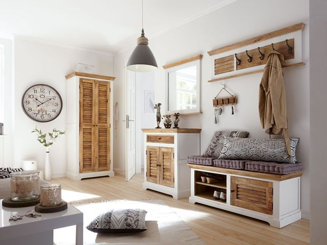 ber ideen zu flurm bel auf pinterest garderobe. Black Bedroom Furniture Sets. Home Design Ideas
