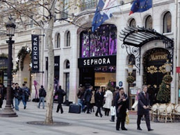 Paris Sephora