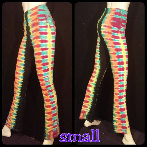 An oldie but a goodie, newly listed https://www.etsy.com/ca/listing/250302388/racer-tie-dye-yoga-pants-dna-dancer-flow