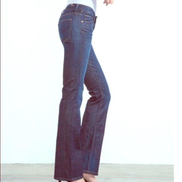 Citizens of Humanity jeans Citizens of humanity Dita petite bootcut leg jeans. Awesome jeans perfect condition. Inseam is about 30 in Anthropologie Jeans Boot Cut