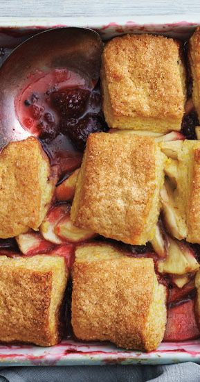 Blackberry cobbler, Cobbler and Blackberries on Pinterest