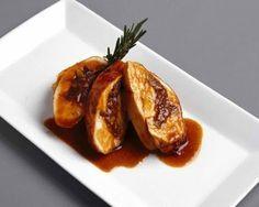 Chicken breasts stuffed with plums and pistachios - Pechugas rellenas de ciruelas y pistachos - Las recetas de Blanca