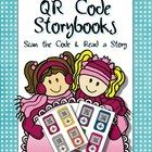 QR Codes  Students can scan the QR code and choose a story to read. I've provided 8 different websites for this Reading/Literacy center activity. L...