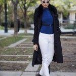 Wear Canada Day: Toronto Fashion Week Street Style - FLARE