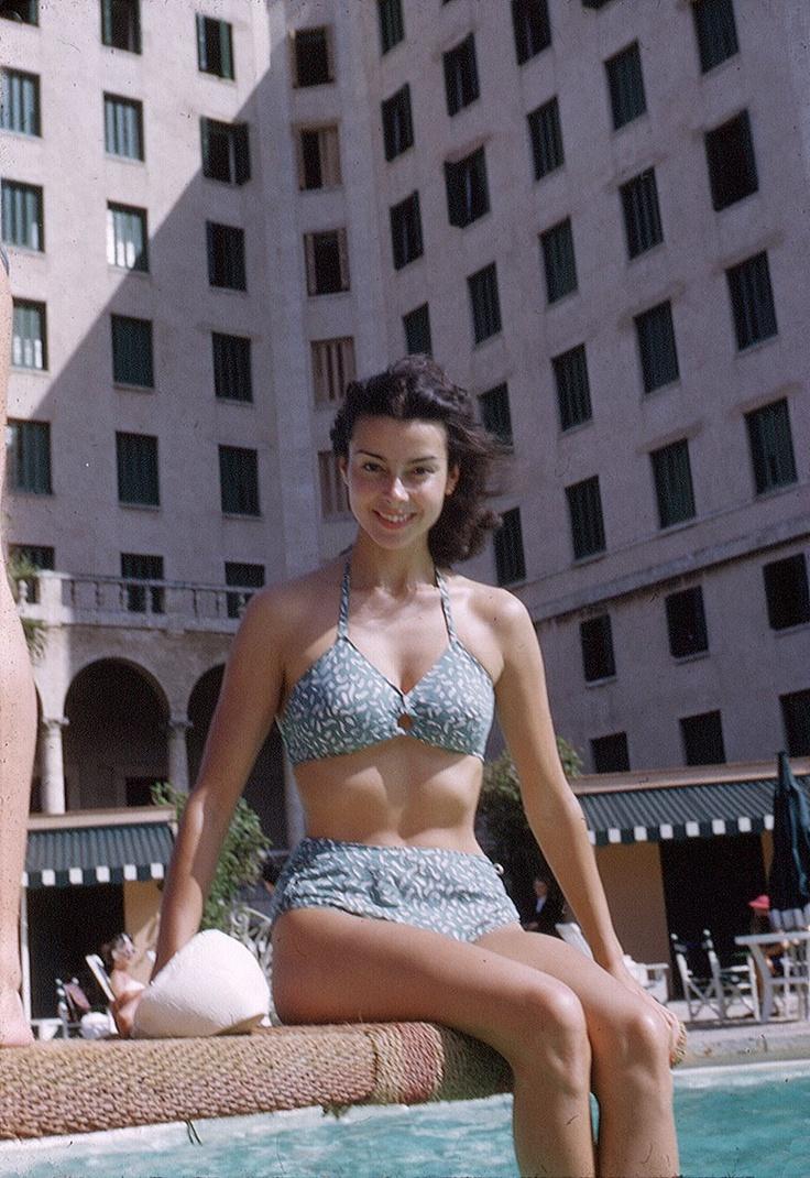 Cubanas en bikini