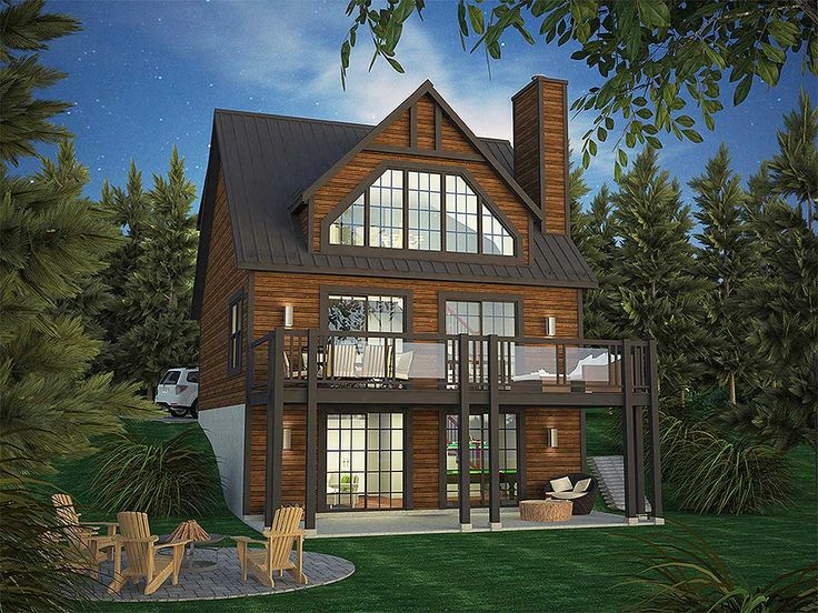 258 Best Images About Rugged And Rustic House Plans On