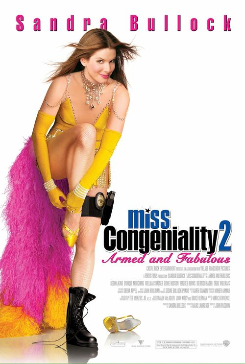 Watch Miss Congeniality 2: Armed and Fabulous Full Movie Online