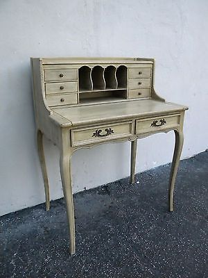 SMALL FRENCH WRITING DESK / SECRETARY DESK #5113