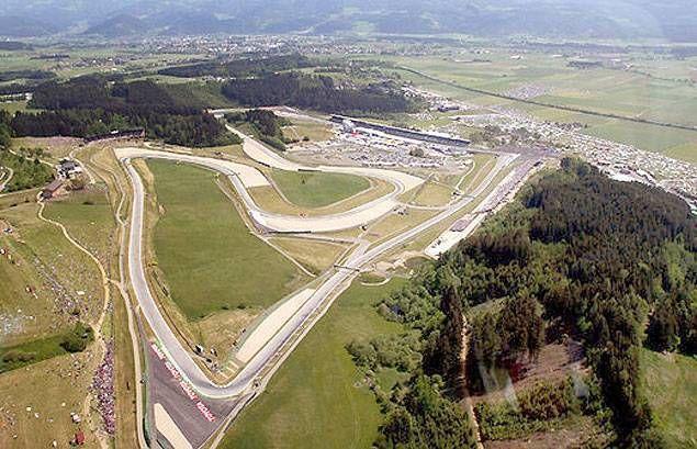 Formule 1 : dates, horaires du G.P d'Autriche 2015