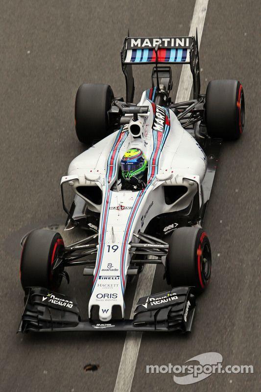 Felipe Massa, Williams F1