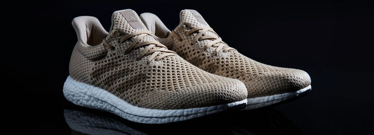 adidas weaves synthetic spider silk in latest biodegradable sneakers