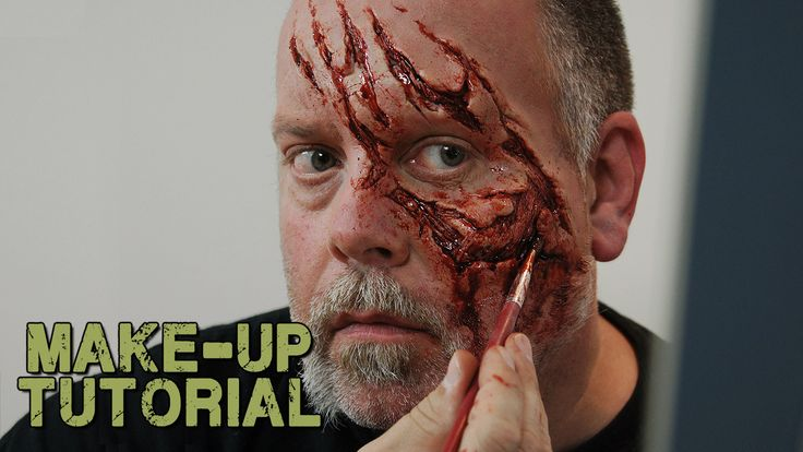 Tom shows you how to apply prosthetics to yourself for Halloween with just a little preparation and some simple materials. This video shows an American Werewolf in London / Walking Dead zombie style transformation; all prosthetics and materials are available from www.buyandapply.com