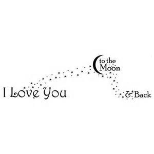 I Love You to the Moon and Back Tattoo Ideas - Bing Images