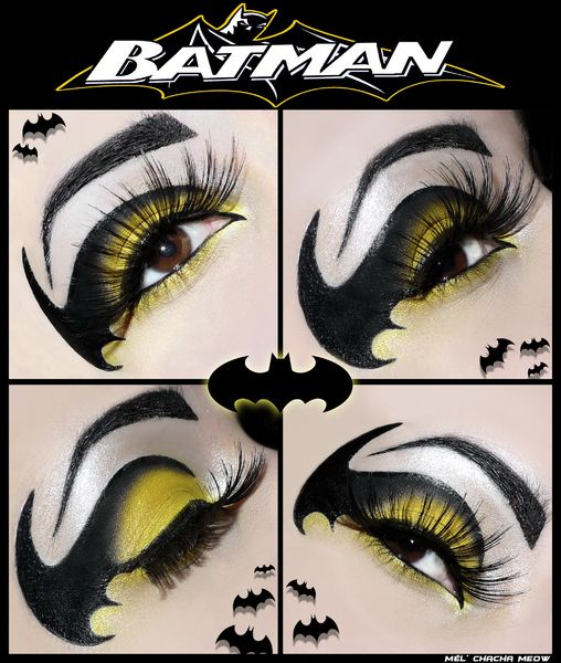 Beautiful batman eyes, great for any batgirl fancy dress costume ( http://www.fancydress.com/costumes//search_result?in_hires=0_id=_id=1_text=batgirl=0=0 )
