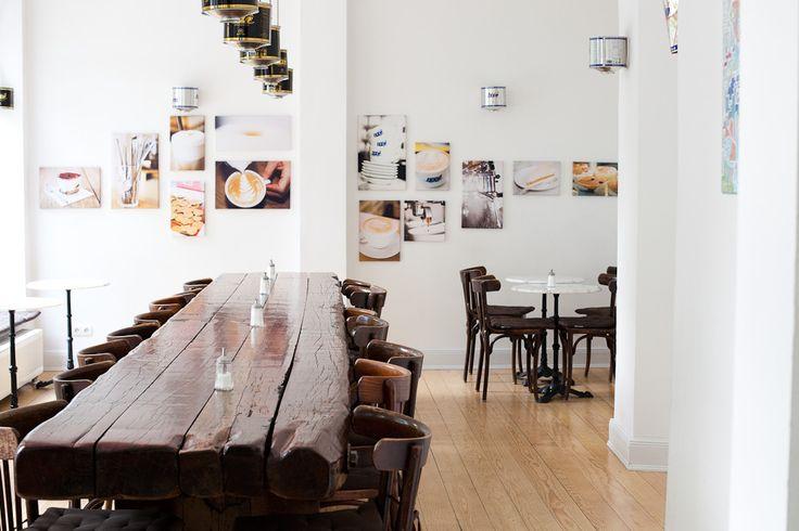 Due Baristi Espresso Bar: Hamburg Eimsbüttel, sehr leckers Abendbüffet