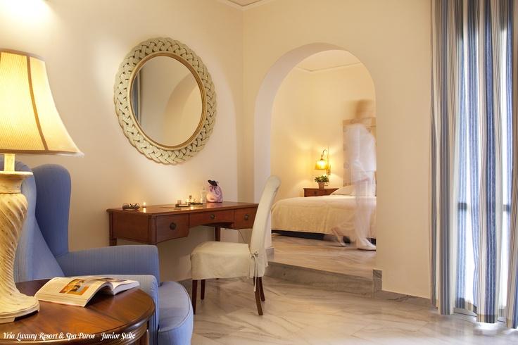 The Yria Luxury Resort & Spa Junior Suite