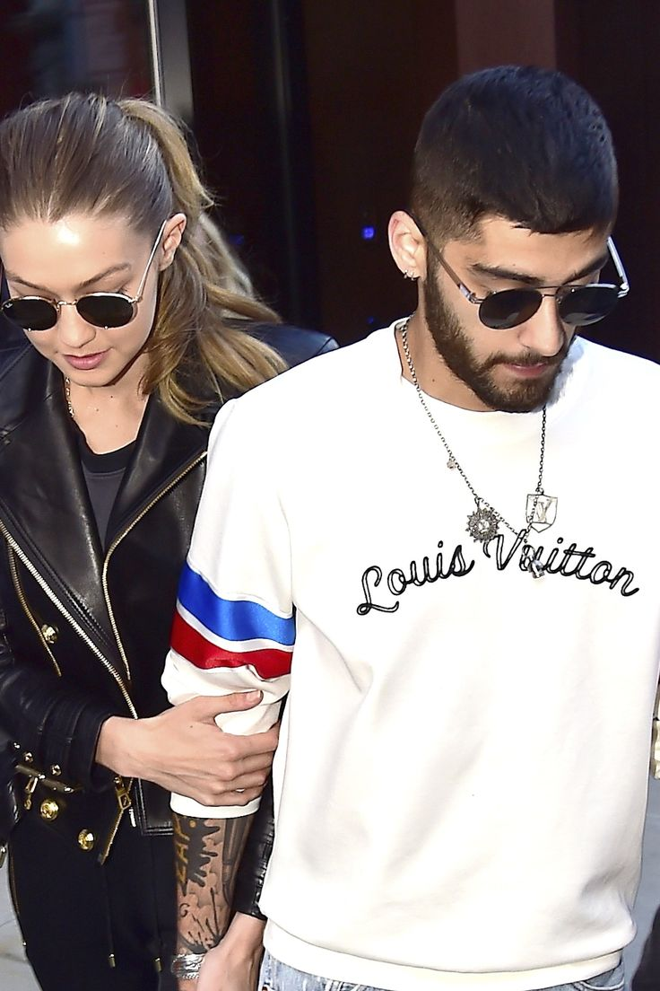 Gigi Hadid Wears Zayn Malik's Tour Merch | Teen Vogue