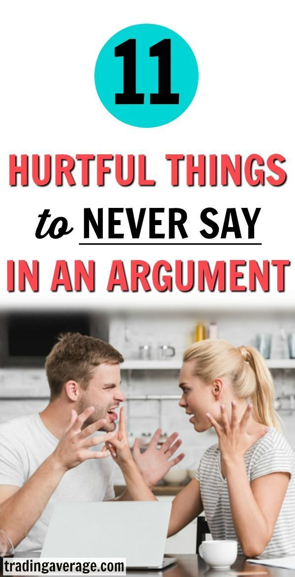 Things to say to your boyfriend after an argument  3 Ways to