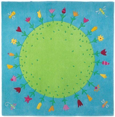 """HABA 2973 - Tappeto """"Pianeta dei fiori"""": Amazon.it: Giochi e giocattoli"""