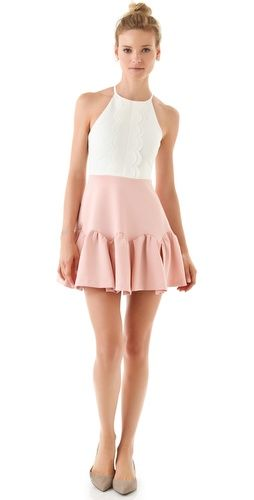 Love this - just bought it!: Scallops, Floors, Floor Swoon, Dresses, Swoon Scallop, Scallop Dress